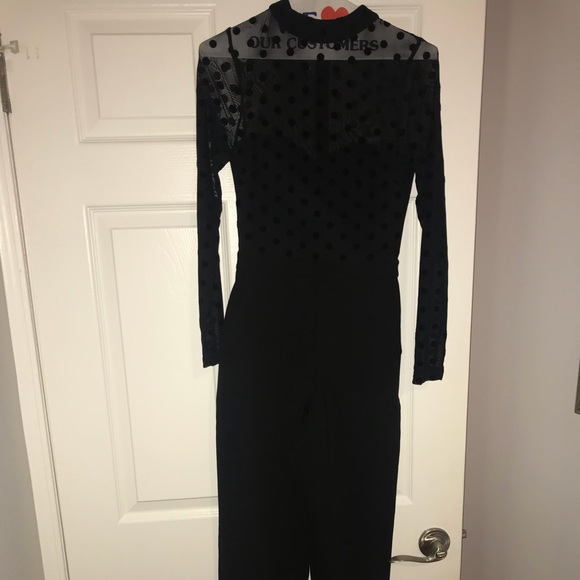 263cd8d541f French Connection Other | Lea Mesh Jumpsuit | Poshmark